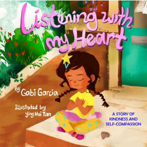 Award-Winning Children's book — Listening With My Heart