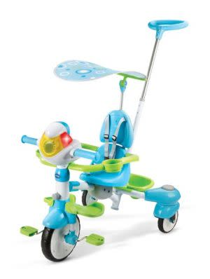Award-Winning Children's book — 4-in-1 Stroll & Grow Tek Trike™