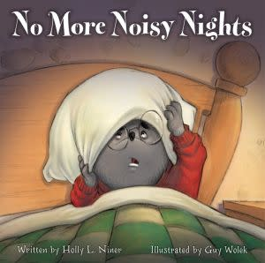 Award-Winning Children's book — No More Noisy Nights