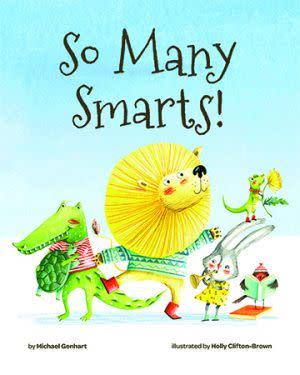 Award-Winning Children's book — So Many Smarts!
