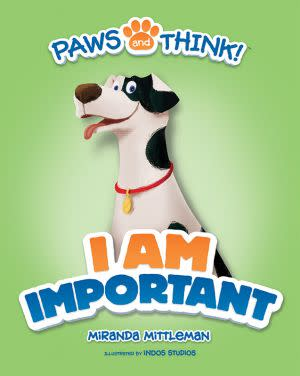 Award-Winning Children's book — PAWS and THINK!®