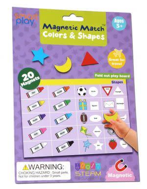 Award-Winning Children's book — MAGNETIC MATCH