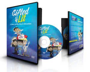Award-Winning Children's book — Gifted & Lit