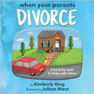 Award-Winning Children's book — When Your Parents Divorce - a kid to kid guide to dealing with divorce