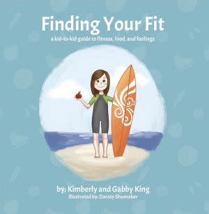 Award-Winning Children's book — Finding Your Fit - A kid to kid guide to fitness, food, and feelings