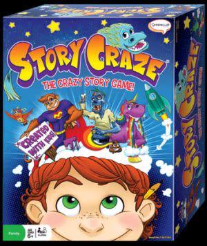 Award-Winning Children's book — STORY CRAZE