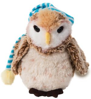Award-Winning Children's book — Millie the Barn Owl Plush Toy (From the Award Winning Oliver & Hope Storybook Adventures)
