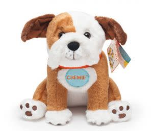 Award-Winning Children's book — Chewie the English Bulldog Plush Toy (From the Award Winning Oliver & Hope Storybook Adventures)