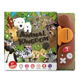 Award-Winning Children's book — Book Reader Animal Kingdom
