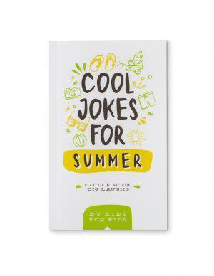 Award-Winning Children's book — Little Book Big Laughs - Cool Jokes for Summer
