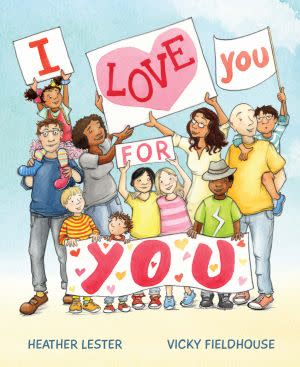 Award-Winning Children's book — I Love You For You
