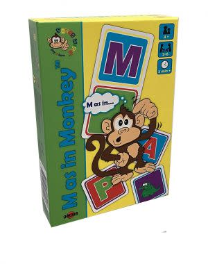 Award-Winning Children's book — M as in Monkey™