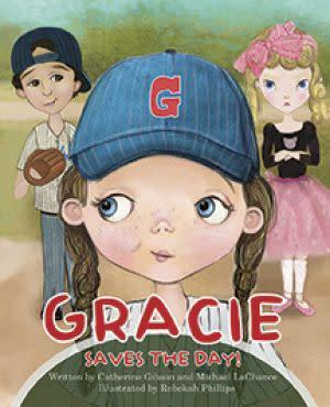 Award-Winning Children's book — Gracie Saves the Day!