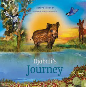 Award-Winning Children's book — Djabali's Journey