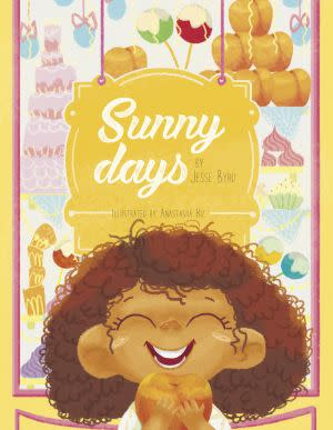 Award-Winning Children's book — Sunny Days