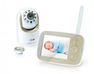 Award-Winning Children's book — Infant Optics DXR-8 Video Baby Monitor with Interchangeable Optical Lens