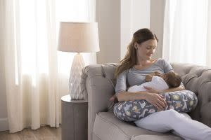 Award-Winning Children's book — Boppy® Feeding and Infant Support Pillow