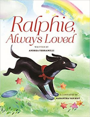 Award-Winning Children's book — Ralphie, Always Loved