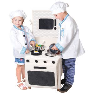 Award-Winning Children's book — Pop-Oh-Ver Kitchen Sets