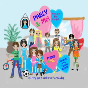Award-Winning Children's book — Pably and Me