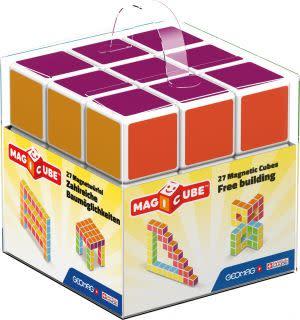 Award-Winning Children's book — Magicube Freebuilding Set 64 pieces