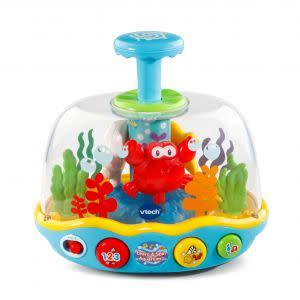 Award-Winning Children's book — Learn & Spin Aquarium™