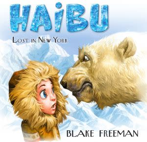 Award-Winning Children's book — Haibu