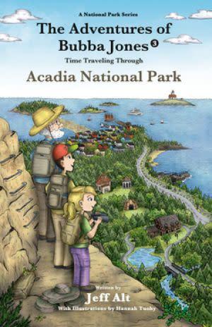 Award-Winning Children's book — The Adventures of Bubba Jones