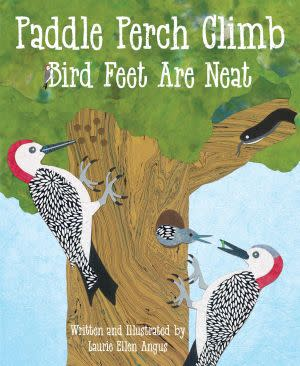 Award-Winning Children's book — Paddle Perch Climb
