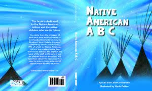 Award-Winning Children's book — Native American ABC