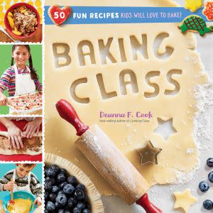Award-Winning Children's book — Baking Class