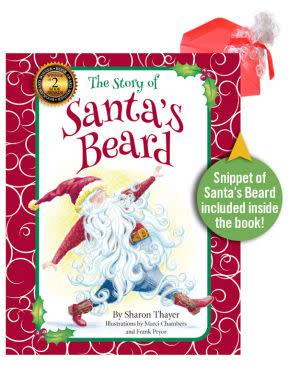 Award-Winning Children's book — The Story of Santa's Beard