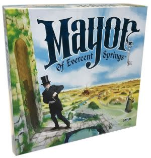 Award-Winning Children's book — Mayor of Evercent Springs™