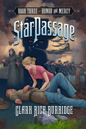 Award-Winning Children's book — StarPassage Book Three