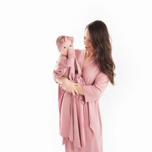 Award-Winning Children's book — Mommy & Me Robe & Swaddle Set