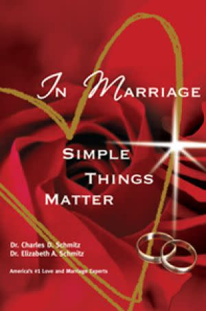 Award-Winning Children's book — In Marriage Simple Things Matter