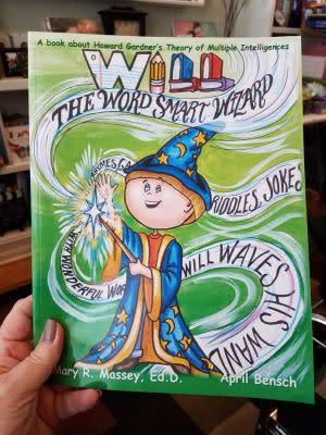 Award-Winning Children's book — Will, the Word SMART Wizard