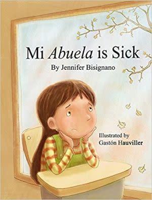 Award-Winning Children's book — My Abuela is Sick