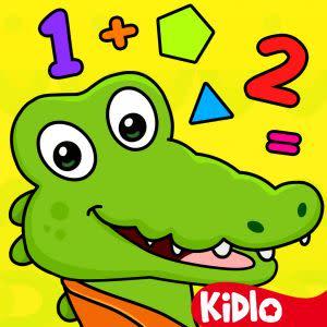 Award-Winning Children's book — Kindergarten Kids Math Games