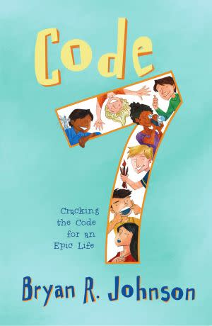 Award-Winning Children's book — Code 7: Cracking the Code for an Epic Life