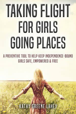 Award-Winning Children's book — Taking Flight For Girls Going Places