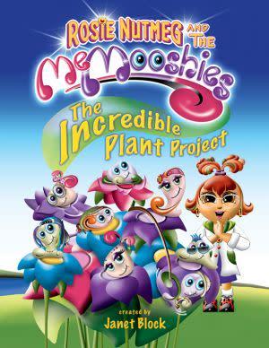 Award-Winning Children's book — Rosie Nutmeg And The MeMooshies