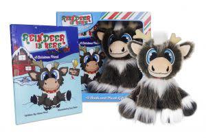 Award-Winning Children's book — Reindeer In Here