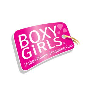 Award-Winning Children's book — Boxy Girls (Doll + 6 Box Fashion Pack)