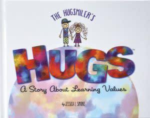 Award-Winning Children's book — The Hugsmiler's Hugs