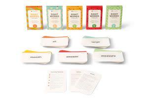 Award-Winning Children's book — 500+ Sight Words Flash Cards Bundle Kit