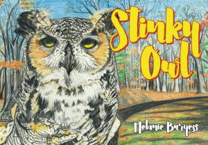 Award-Winning Children's book — Stinky Owl