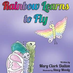 Award-Winning Children's book — Rainbow Learns to Fly