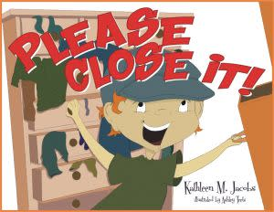 Award-Winning Children's book — Please Close It!