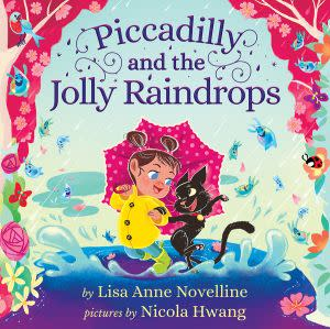 Award-Winning Children's book — Piccadilly and the Jolly Raindrops